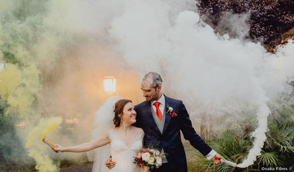 La boda de Pablo y Tamara en Collado Villalba, Madrid