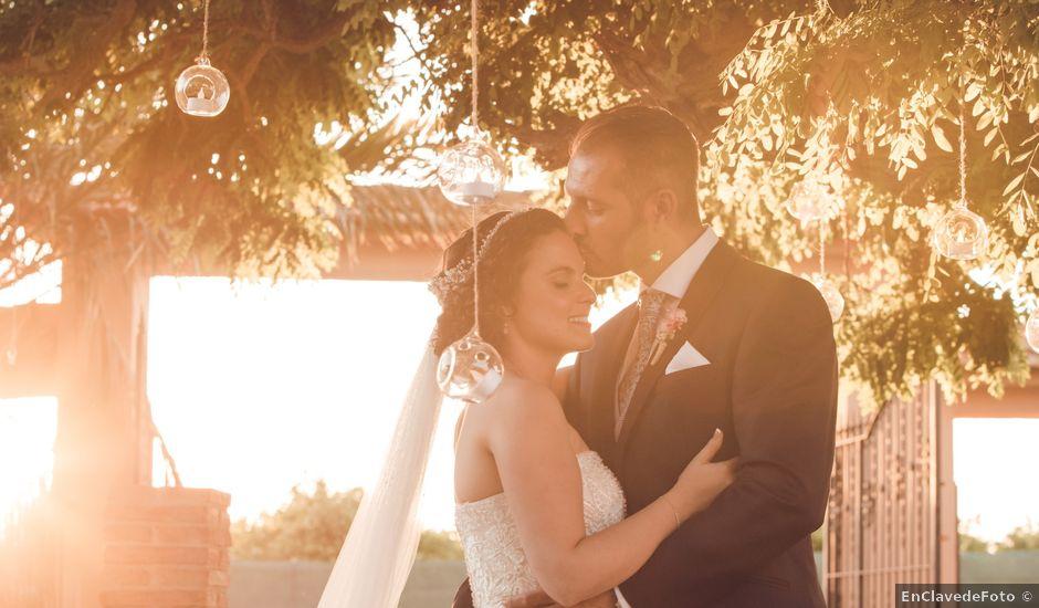 La boda de Rocío y Juanma en Cartagena, Murcia