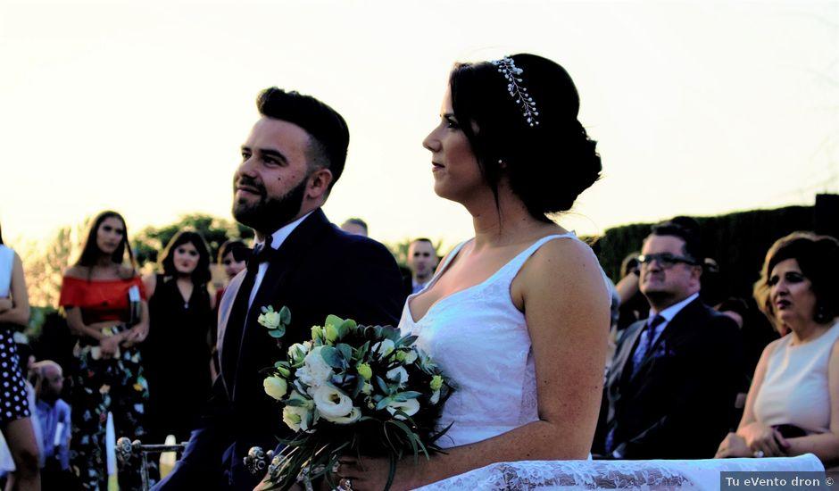 La boda de Nacho y Marypaz en Huetor Vega, Granada