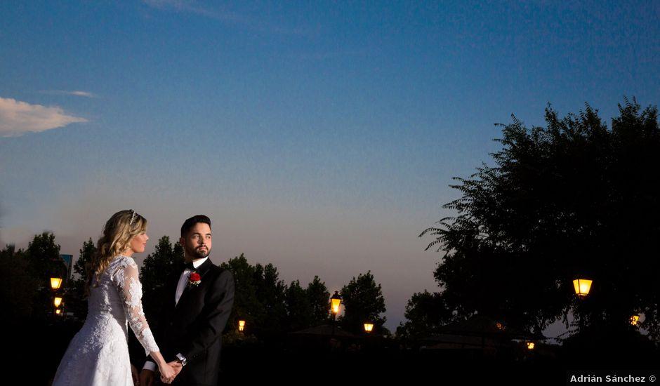 La boda de Humberto y Gabi en Collado Villalba, Madrid