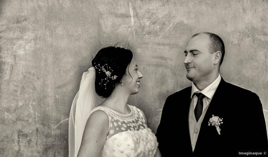 La boda de Alejandro y Naomi en Santomera, Murcia