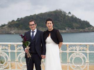 La boda de Idoia y Xavi