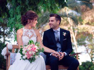 La boda de Montse y Roger