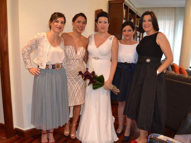 La boda de Xavi y Idoia en Donostia-San Sebastián, Guipúzcoa 1