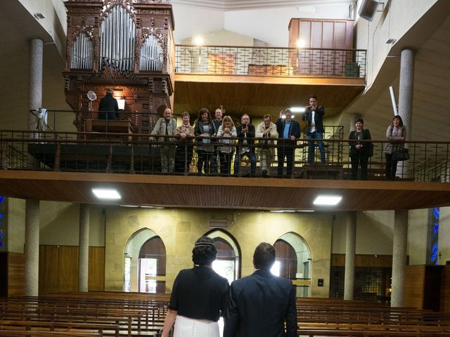 La boda de Xavi y Idoia en Donostia-San Sebastián, Guipúzcoa 10
