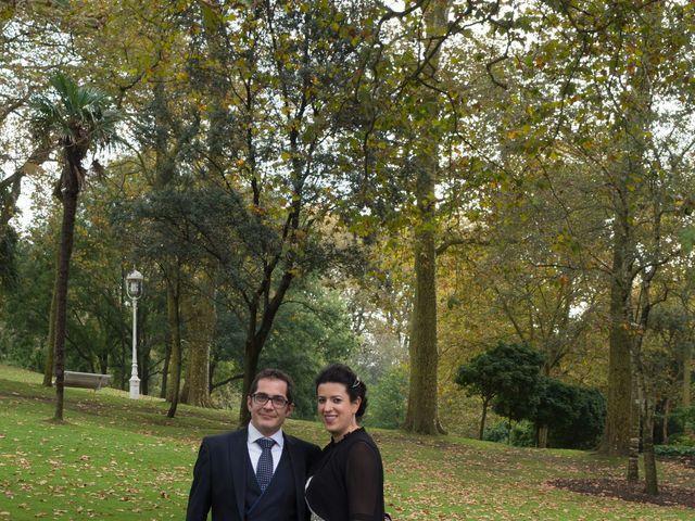 La boda de Xavi y Idoia en Donostia-San Sebastián, Guipúzcoa 15