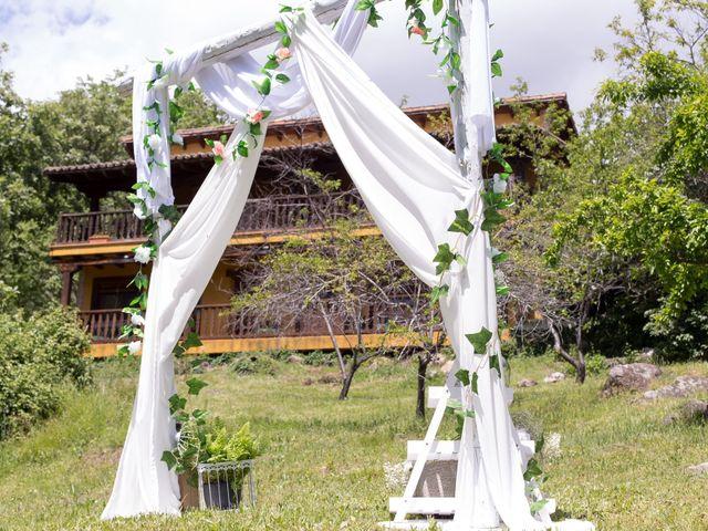 La boda de Alejandro y Ana en Candeleda, Ávila 12