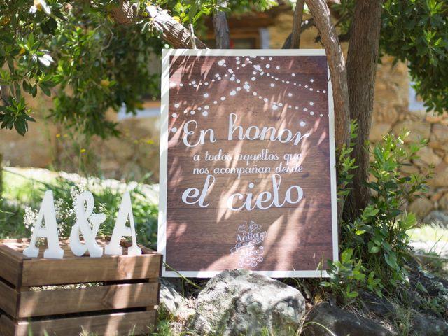 La boda de Alejandro y Ana en Candeleda, Ávila 15