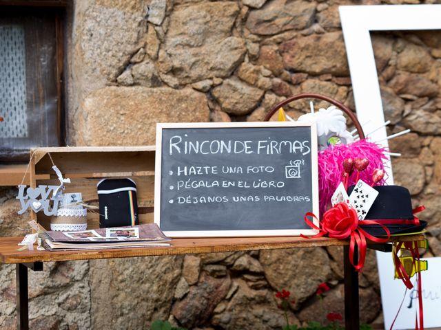 La boda de Alejandro y Ana en Candeleda, Ávila 29