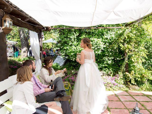 La boda de Alejandro y Ana en Candeleda, Ávila 34