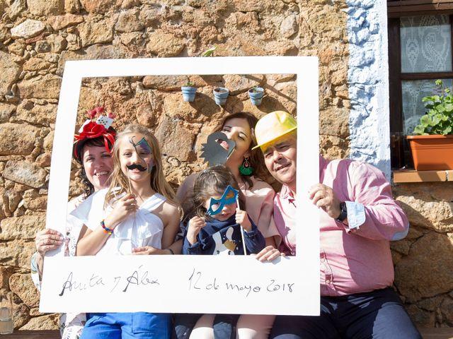 La boda de Alejandro y Ana en Candeleda, Ávila 38
