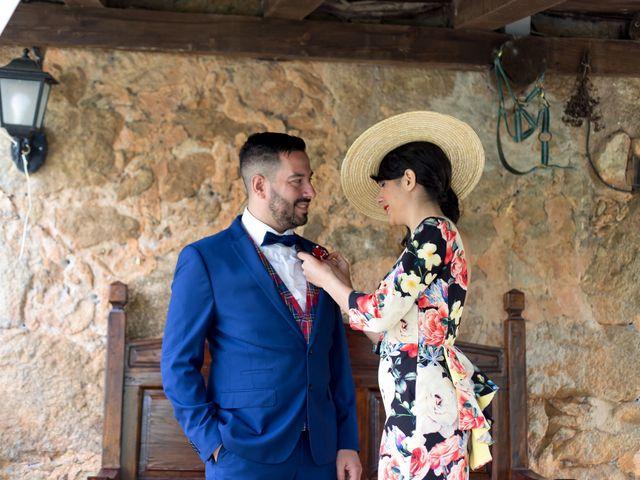 La boda de Alejandro y Ana en Candeleda, Ávila 53