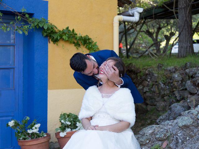 La boda de Alejandro y Ana en Candeleda, Ávila 61