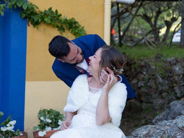 La boda de Alejandro y Ana en Candeleda, Ávila 62
