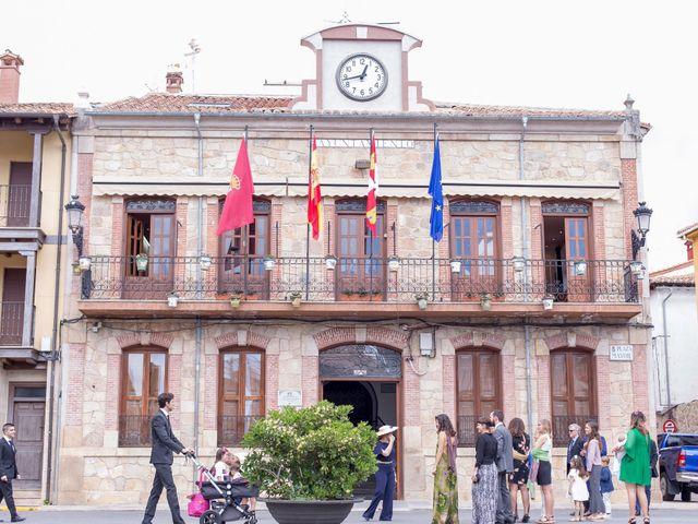 La boda de Alejandro y Ana en Candeleda, Ávila 66