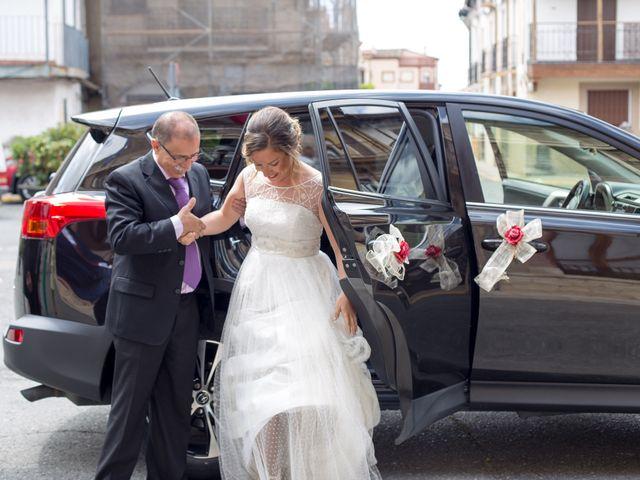 La boda de Alejandro y Ana en Candeleda, Ávila 67