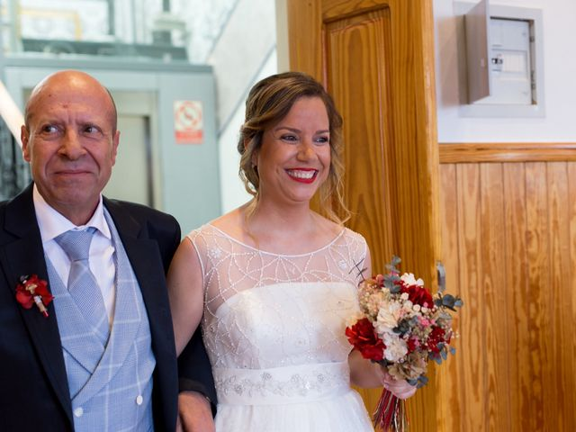 La boda de Alejandro y Ana en Candeleda, Ávila 69