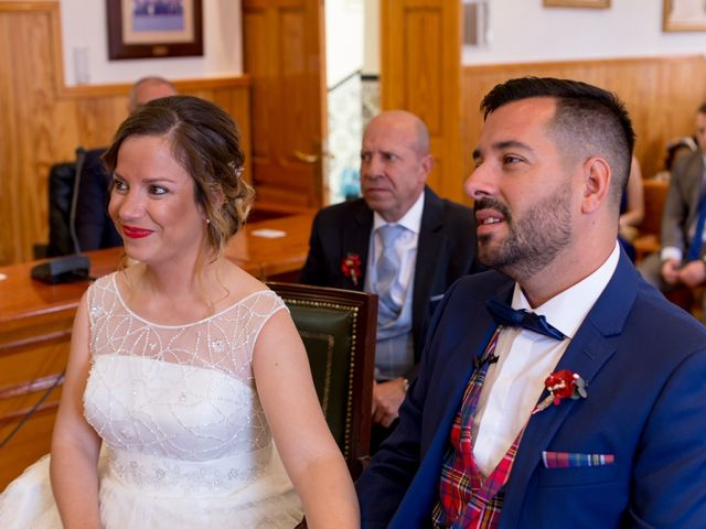 La boda de Alejandro y Ana en Candeleda, Ávila 70