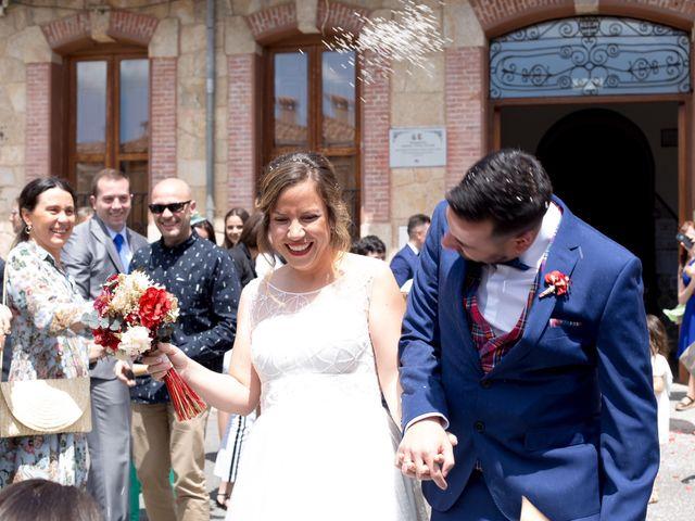 La boda de Alejandro y Ana en Candeleda, Ávila 71