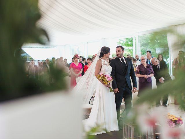 La boda de Henar y Xuxa en Vilalba, Lugo 16