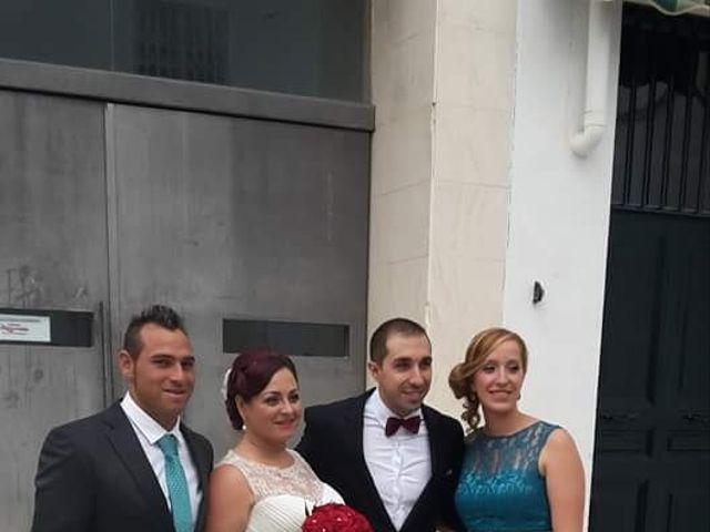 La boda de Alejandro y Rocio en Badolatosa, Sevilla 5