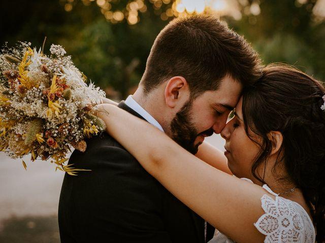 La boda de Elisabeth y Carlos