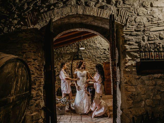 La boda de Carlos y Pilar en Vilanova Del Valles, Barcelona 19