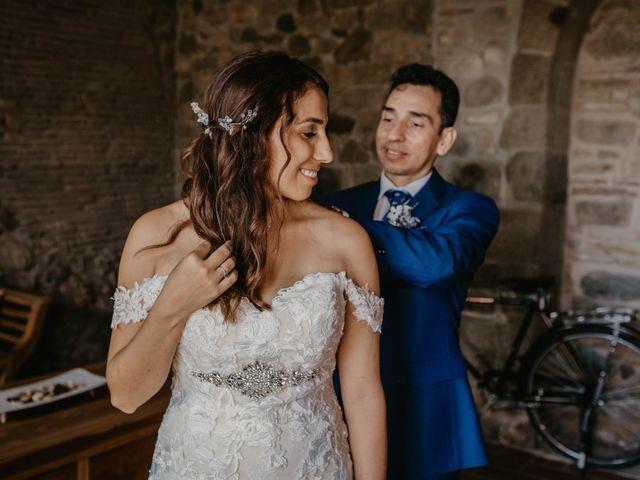 La boda de Carlos y Pilar en Vilanova Del Valles, Barcelona 22