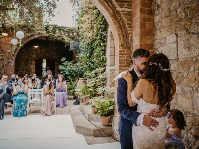 La boda de Carlos y Pilar en Vilanova Del Valles, Barcelona 32