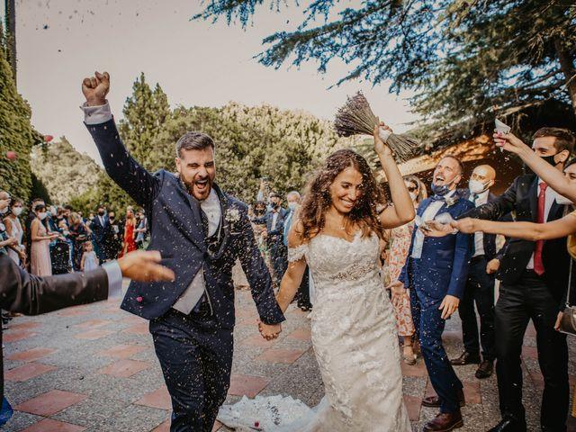 La boda de Carlos y Pilar en Vilanova Del Valles, Barcelona 33