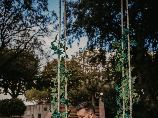 La boda de Carlos y Pilar en Vilanova Del Valles, Barcelona 37