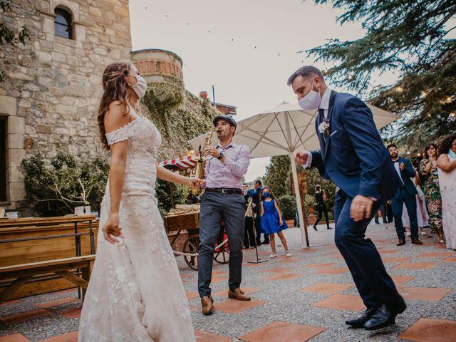La boda de Carlos y Pilar en Vilanova Del Valles, Barcelona 42