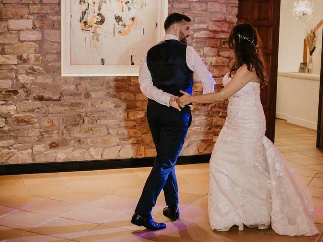 La boda de Carlos y Pilar en Vilanova Del Valles, Barcelona 52