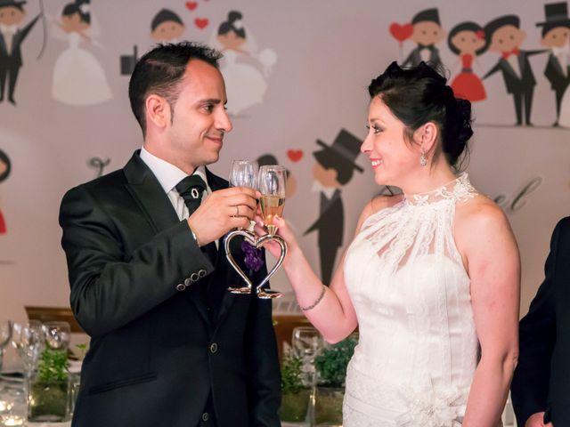La boda de Miguel y Inma en Los Santos De La Humosa, Madrid 6