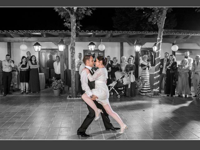 La boda de Miguel y Inma en Los Santos De La Humosa, Madrid 7