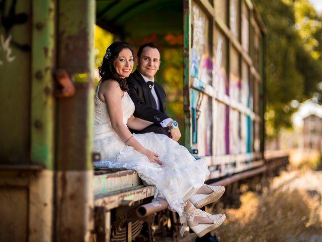 La boda de Miguel y Inma en Los Santos De La Humosa, Madrid 9