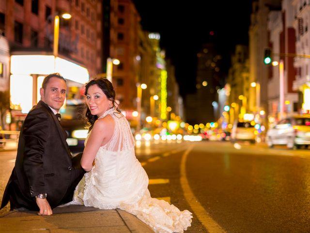 La boda de Miguel y Inma en Los Santos De La Humosa, Madrid 17