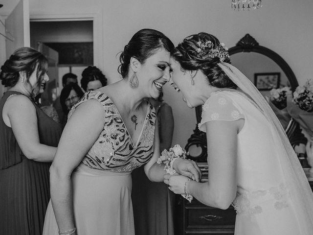 La boda de Sergio y Veronica en Ulea, Murcia 24