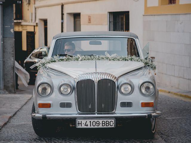La boda de Sergio y Veronica en Ulea, Murcia 25