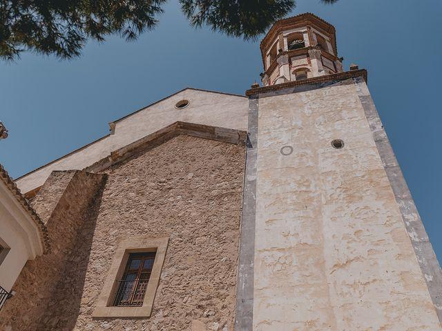 La boda de Sergio y Veronica en Ulea, Murcia 37