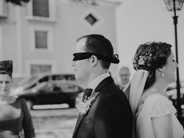 La boda de Sergio y Veronica en Ulea, Murcia 39