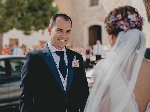 La boda de Sergio y Veronica en Ulea, Murcia 41