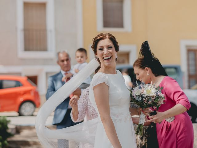 La boda de Sergio y Veronica en Ulea, Murcia 43