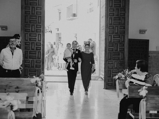 La boda de Sergio y Veronica en Ulea, Murcia 44