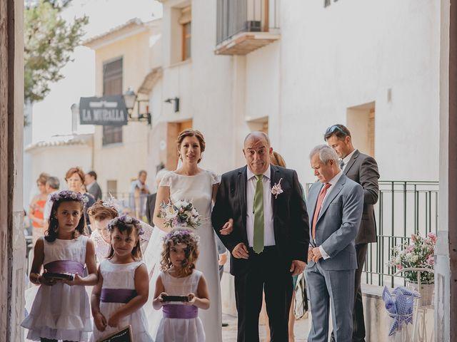 La boda de Sergio y Veronica en Ulea, Murcia 45