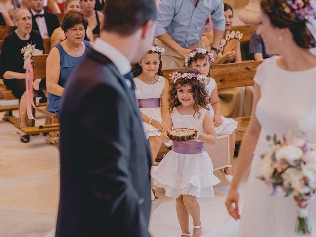 La boda de Sergio y Veronica en Ulea, Murcia 55