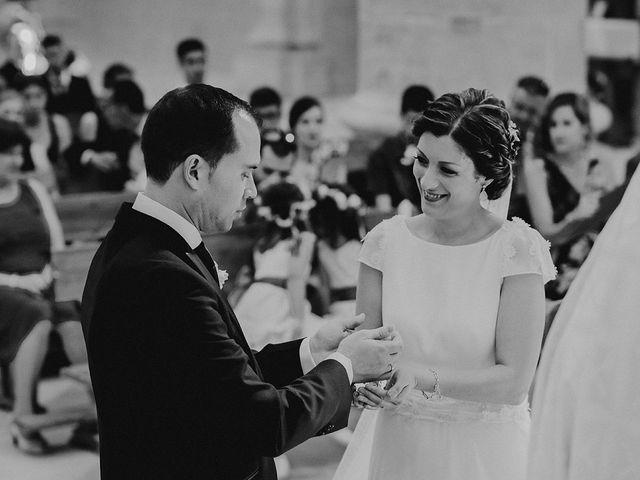 La boda de Sergio y Veronica en Ulea, Murcia 57