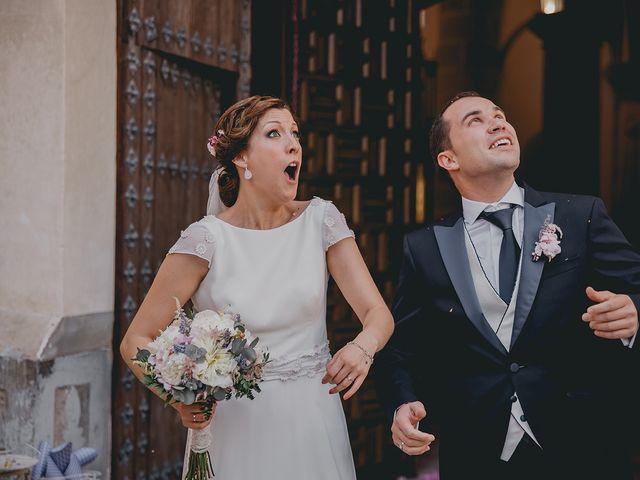La boda de Sergio y Veronica en Ulea, Murcia 65