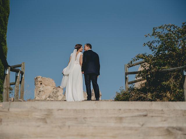 La boda de Sergio y Veronica en Ulea, Murcia 71