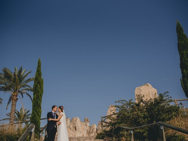 La boda de Sergio y Veronica en Ulea, Murcia 72